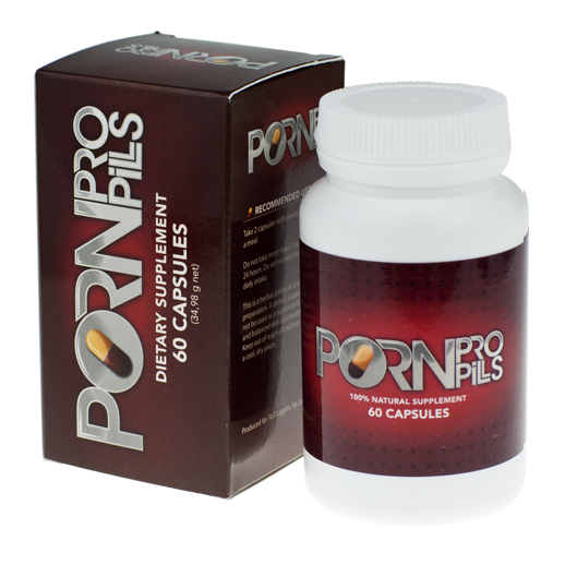 Porn Pro Pills – tabletki na erekcję