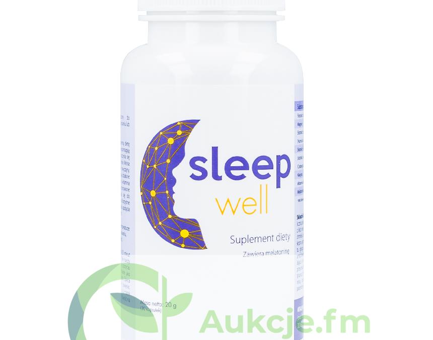 Sleep Well – tabletki na sen