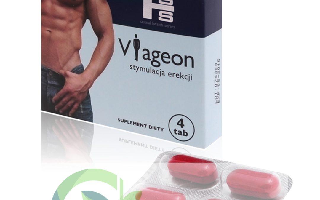 Viageon – tabletki na erekcję