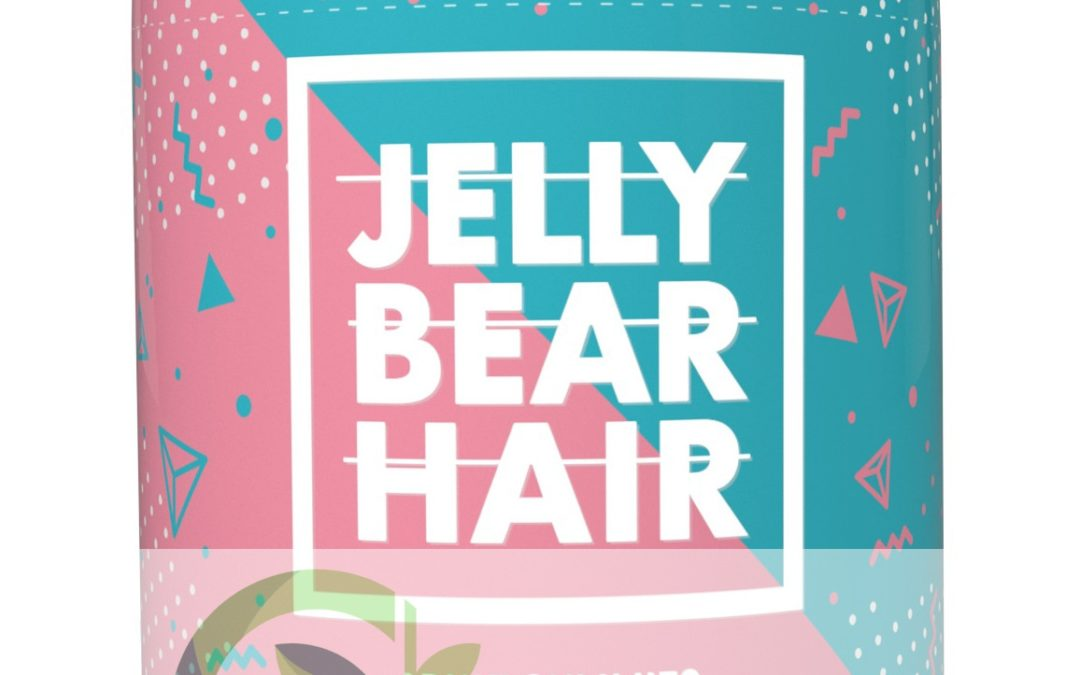 Jelly Bear Hair – żelki na porost włosów
