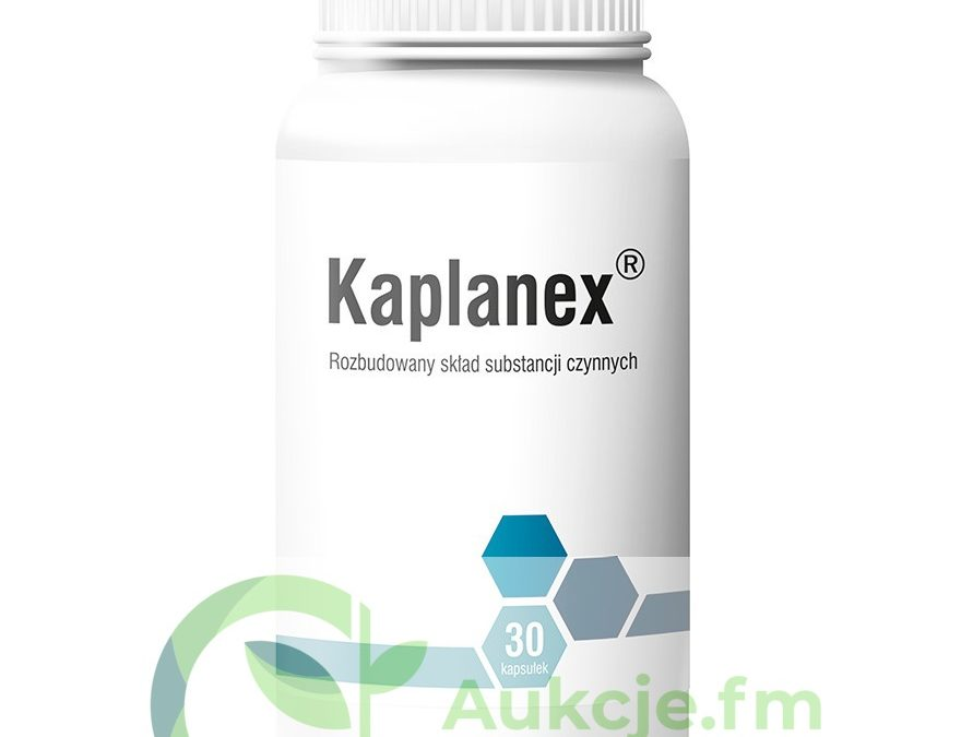 Kaplanex – tabletki na odchudzanie