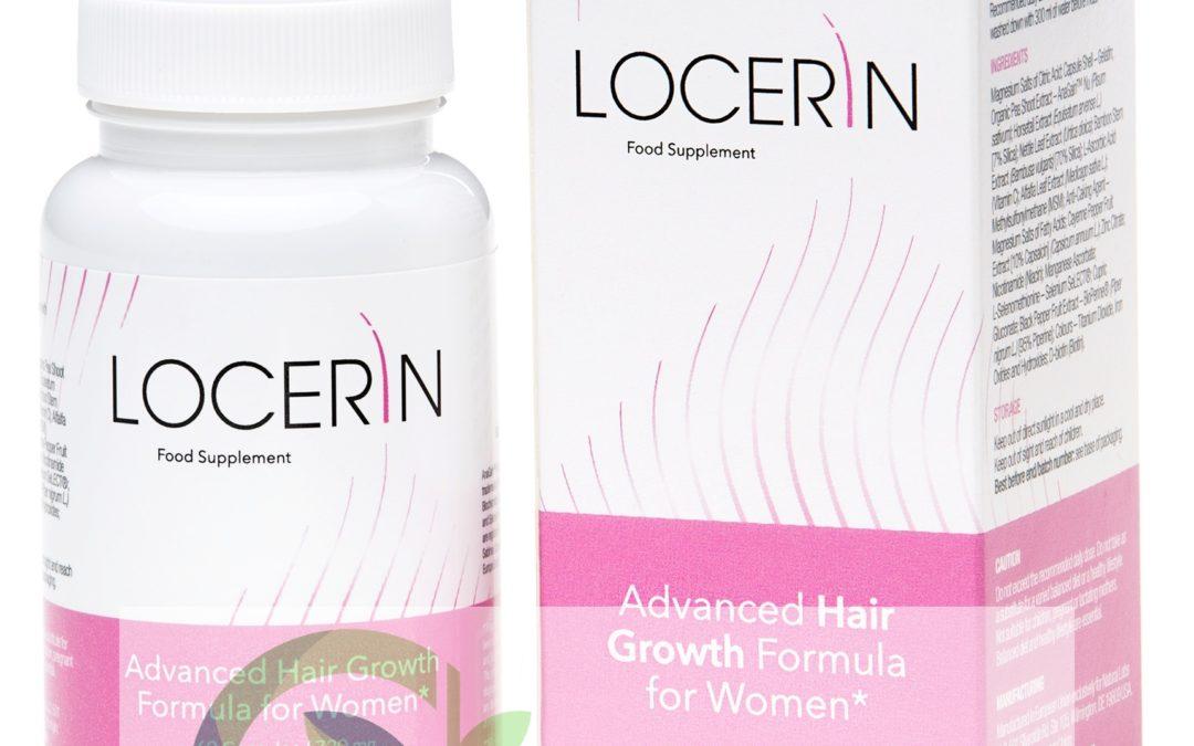 Locerin – tabletki na porost włosów