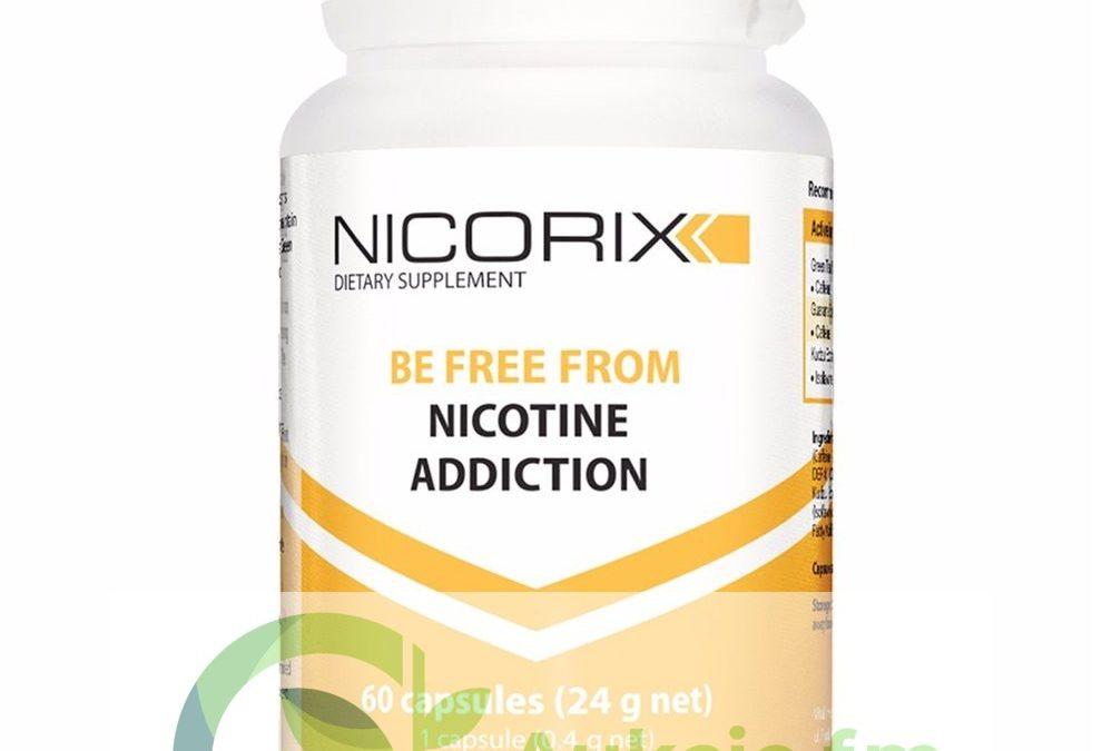 Nicorix – tabletki na rzucenie palenia