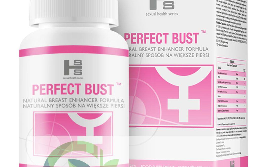 Perfect Bust – tabletki na powiększanie piersi