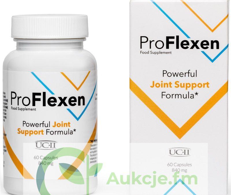 ProFlexen – tabletki na stawy