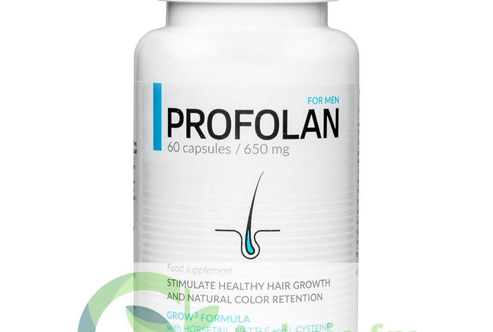 Profolan – tabletki na wypadanie włosów