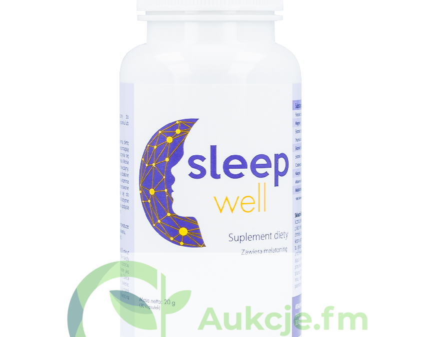 Sleep Well – tabletki na sen