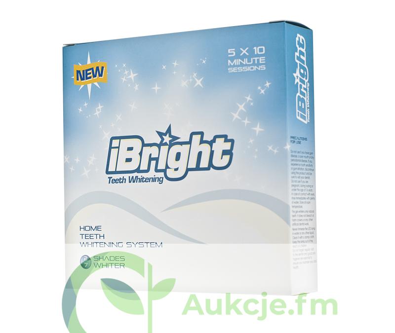 iBright – skuteczne wybielanie zębów
