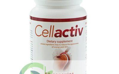 Cellactiv – tabletki na cellulit