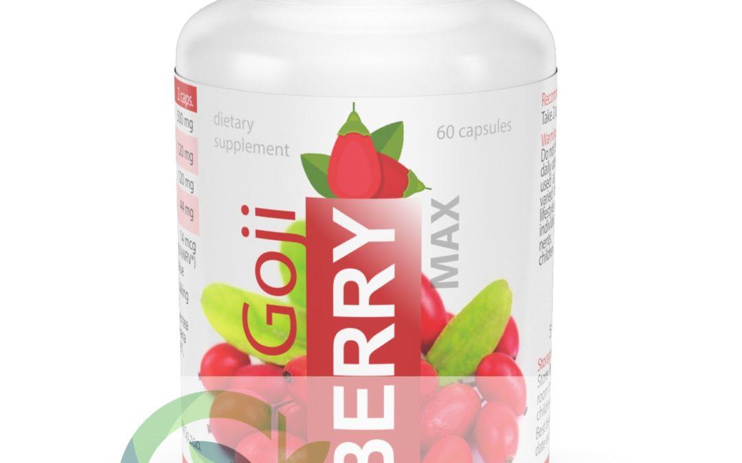 Goji Berry Max – tabletki na odchudzanie