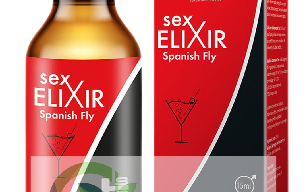 Sex Elixir – afrodyzjak na sprawność seksualną